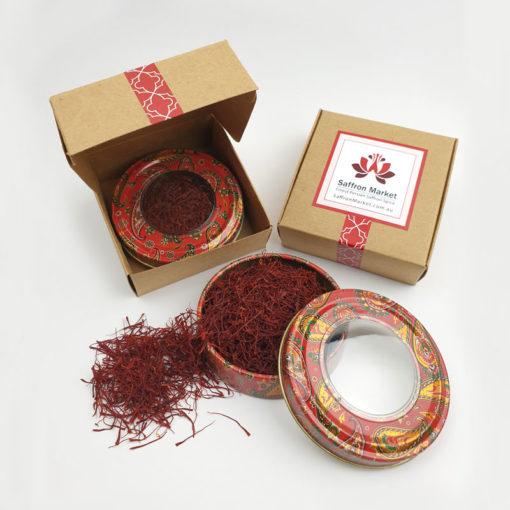 5 gram Saffron Market 01