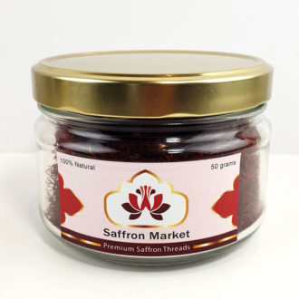 Premium Saffron Threads 50 grams new