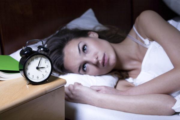 Saffron insomnia