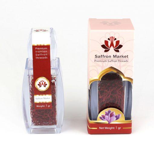 1 gr saffron market