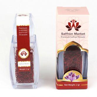 2 gr saffron market